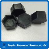 Verschiedene Typen schwarz/Graue/Gelb-/grüne Farben-Plastikschutzkappe für Hex Bolzenmutter