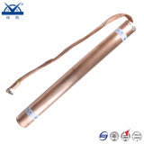 Barra di rame elettrolitica del rame della striscia del rame del Rod per il sistema di interramento