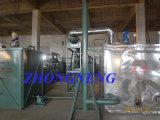 Distilleria dell'olio per motori di serie della DOMANDA BIOLOGICA DI OSSIGENO, sistema di riciclaggio nero dell'olio di motore/purificatore olio per motori