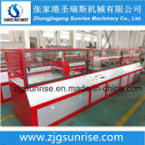 Sunrise Machinery PVC WPC Fence Decking Profile Extrusion Machine