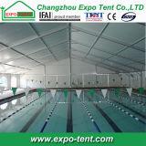 Grande tenda di evento di sport esterni