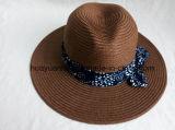 90% Papierart-Safari-Hüte des Strand-10%Polyester