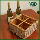 4 또는 Two 룸 Storage Wicker Basket, Decoration.를 위한 Good