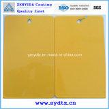 Enduit thermodurcissable de poudre d'époxy de polyester