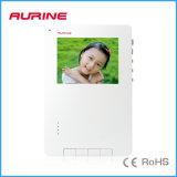 Teléfono sin manos video del sistema de intercomunicación de la puerta del apartamento multi (AH1-E1C)