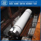 El tanque de almacenaje criogénico del recipiente del reactor de la certificación de ASME