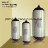 140L cilindro de gás de alta pressão do aço CNG para veículos automáticos