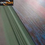 Planches de plancher de vinyle de cliquetis de WPC/étage de vinyle avec enclencher le panneau de /Wall/revêtement de mur