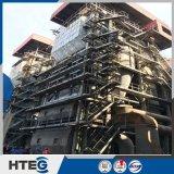 Chaudière de lit fluidisé de circulation de la chaudière Htg-130/9.8-M de Hteg de haute performance