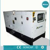 50kw Soundproof Diesel Generator met ATS