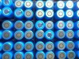 Bateria de lítio recarregável 18650 3.7V 2600mAh