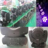 CER RoHS 7PCS 12W LED Träger-bewegliches Hauptlicht