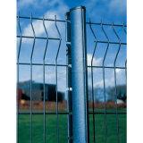 Rete fissa del metallo della rete metallica del cortile