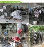 Apilamiento de aluminio del metal de la resina del hotel restaurante Silla de Chiavari boda (XYM-ZJ02)
