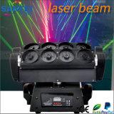 [رغ] ليزر 8 أعين يتحرّك رئيسيّة عنكبوت حزمة موجية ضوء
