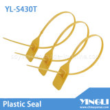 Metal Locking (YL-S430T)の調節可能なHigh Security Seal Plastic Seal