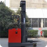 Apilador de la carretilla elevadora del alcance de la batería de la capacidad de carga de Ltma 2500kg
