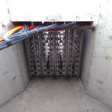 Sistema de esterilizador de água UV Open Channel com controle automático