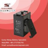 Bateria acidificada ao chumbo selada 2V 500ah do AGM da manutenção livre para o sistema do UPS