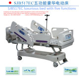 5つの機能のSjb517ecの贅沢な電気ベッド