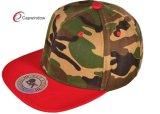 Vario sombrero del modelo del último del estilo Snapback de Camo