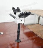 Microscópio principal da Multi-Visão FM-510 cinco com câmara digital
