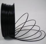 Нить 3mm /1.75mm черное 1kg/крен принтера 3D ABS проводная