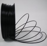 Filamento conductor 3m m /1.75mm 1kg negro/rodillo de la impresora 3D del ABS