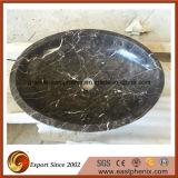 Китайская раковина Marron Emperador каменная