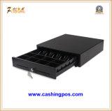 Cassetto resistente Tt-400 durevole dei contanti di serie della trasparenza