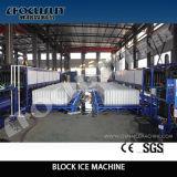 Food-Grade машина льда блока 20ton делая