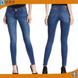 Jeans Denim em Moda Masculina de Algodão/ Poliéster/ Elastano