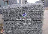 Ruhiges Heiß-Eingetauchtes galvanisiertes Gabion, Zink Gabion Hersteller