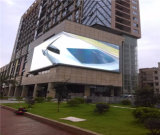 Écran de visualisation extérieur de module imperméable à l'eau haut lumineux extérieur de P10 DEL