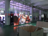 Low Cost Chine usine P20 Full Color Mesh Transparent LED Curtain Panel LED