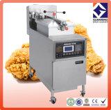 Da galinha ereta livre do gás do anúncio publicitário de Pfg-600L fabricante profundo do chinês do ISO do Ce da frigideira