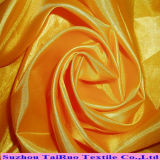 Poliester 100% Colorful Cheap Satin Fabric para Lning Fabric