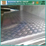 Placa Checkered de aluminio de la venta 5019 calientes