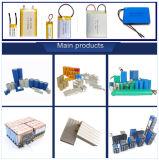 Heiße Plastik-Batterie der Verkaufs-Batterie-401235 des Lithium-110mAh für GPS