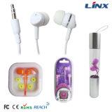 Blanc matériel d'ABS dans l'écouteur d'oreille pour le téléphone mobile