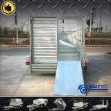 Трейлер трейлера ATV пандуса нагрузки скотин продажной цены Китая дешевый первоначально