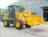 Powerful Frames를 가진 정면 End Loader 3ton