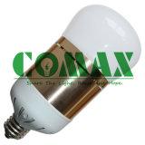 Новая конструкция СИД освещая цилиндрическую электрическую лампочку