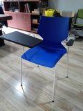 Nouvelle chaise d'étudiant d'école de garniture de comprimé d'écriture de formation de conception