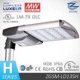 2016 New IK10 , IP66 LED Tête de Lampadaire avec PHILIPS LED UL Dlc Ce CB GS Certificates