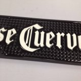 Nuevo Fashion Custom 2.o o PVC Bar Mat de 3D Logo