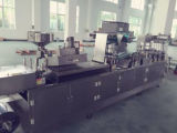 Dpp-250f Clamshell Tipo de embalagem Capsule Tropical Blister Packing Machine