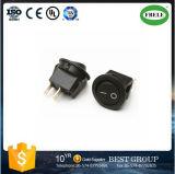 Interruptor do interruptor de balancim 250V do interruptor de balancim 6A T125 R11
