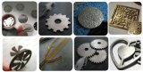 tagliatrice del laser della fibra di CNC 500W per il hardware sottile del metallo