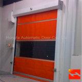 дверь PVC 1.2mm высокоскоростная с датчиком радиолокатора (HF-05)